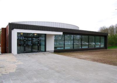Musikhus og cykelkælder, Varde Gymnasium og HF
