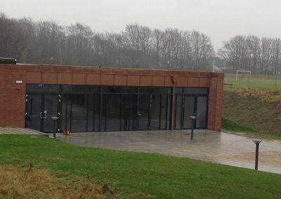 Ny idrætshal, Varde Gymnasium