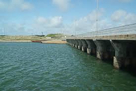 Istandsættelse af undervandskonstruktioner på Afvandingsslusen i Hvide Sande