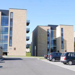 Punkthuse for boligforeningen SØBO